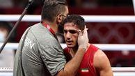 حذف موسوی با شکست مقابل نماینده میزبان