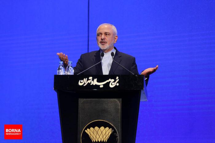 انتقادات شدید و کنایه آمیز ظریف به ادعای پایبندی اروپاییها به برجام
