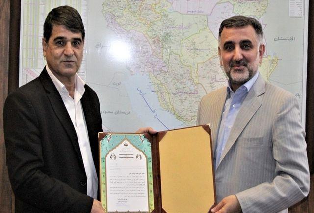 محمد ابراهیم امامی، رییس کمیته داوران کشتی پهلوانی شد