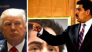 جایزه ۱۵میلیون دلاری آمریکا برای دستگیری رئیس جمهور ونزوئلا
