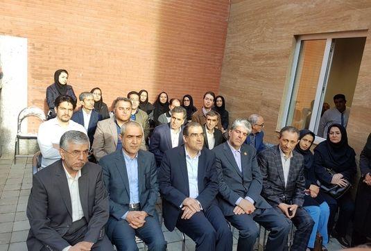 مرکز سلامت لاله افتتاح شد