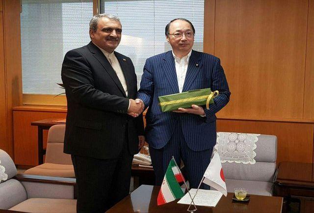 تفاهم همکاری های محیط زیستی بین جمهوری اسلامی ایران و ژاپن