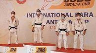کسب مدال برنز توسط جودوکار کمبینایان