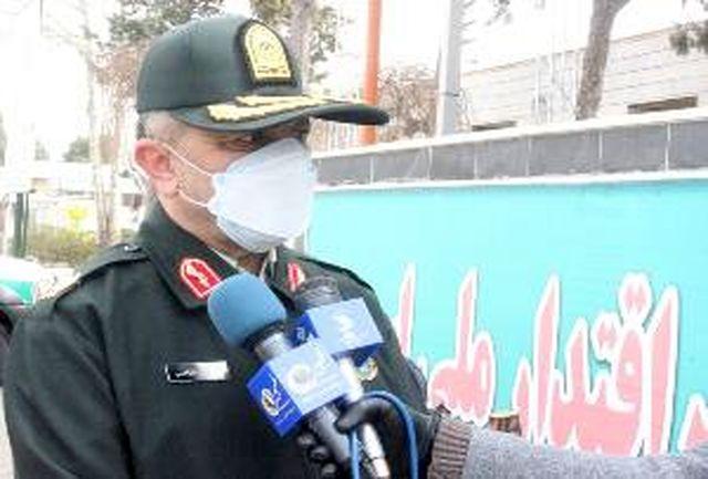 عملیات مشترک پلیس قزوین و اصفهان در کشف 100 کیلو تریاک