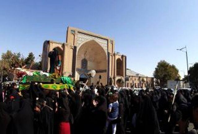نگاهی به آیینهای محرم در استان قزوین