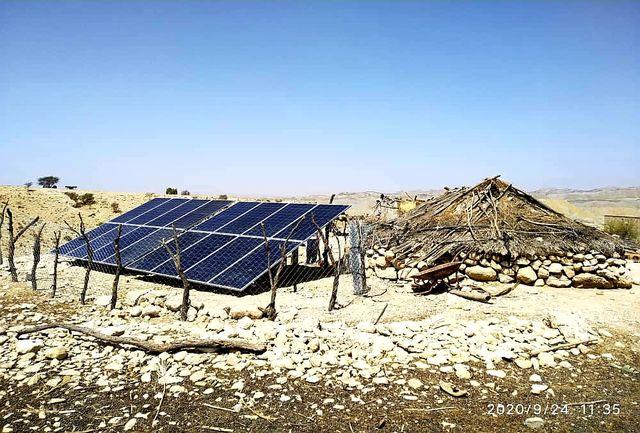 افتتاح دو پروژه برق رسانی در هرمزگان به دستور رئیس جمهور