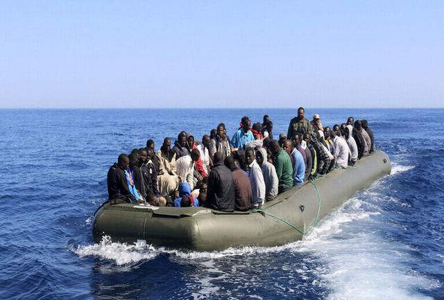 ۵۰ نفر در سواحل لیبی جان باختند