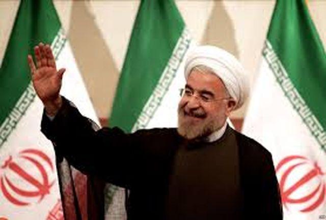 رئیس جمهور وارد عمان شد