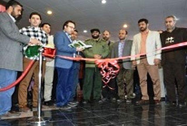 هفتمین دوسالانه جشنواره هنرهای تجسمی بسیج استان تهران برگزار شد