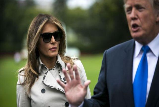 همسر ترامپ: بیش از هر فردی در جهان تحقیر می شوم