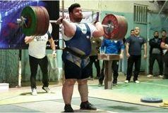 قهرمانی بابل در مسابقات وزنه برداری بزرگسالان مازندران