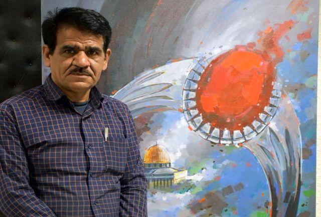 جشنواره هنر مقاومت  رویداد ارزشی در  جهان اسلام است