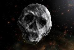 نزدیک شدن شهاب سنگ هالووین  به زمین