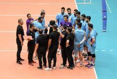 حضور دو نماینده آذربایجانغربی در تورنمنتهای چهارجانبه والیبال