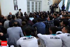 تقدیر و تشکر کمیته ملی المپیک از تفقد رهبر معظم انقلاب اسلامی