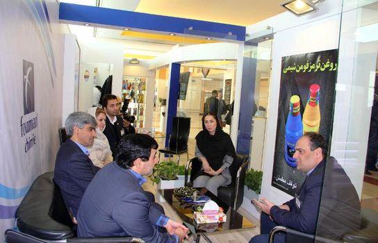 نمایشگاه بین المللی نفت، گاز، پتروشیمی و صنایع وابسته کشور