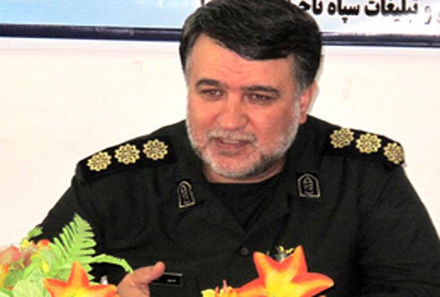 پیروی از مکتب عاشورا، افتخار نیروهای بسیجی است
