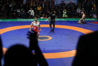 فینال های ۵ وزن اول رقابت های بین المللی کشتی آزاد جام تختی - ۲