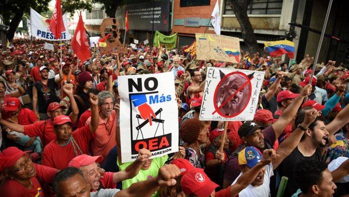 تهاجم ترامپ به قلب زندگی مردم ونزوئلا
