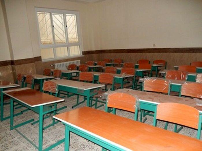 ۲۴ کلاس درس همزمان با هفته وحدت در سرباز افتتاح شد