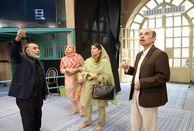 بازدید همسر فرمانده ارتش پاکستان از بیت امام خمینی(ره) در جماران/ ببینید
