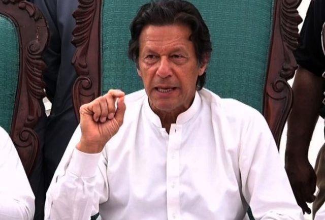 هشدار «عمران خان» درباره پاکسازی نژادی مسلمانان در کشمیر