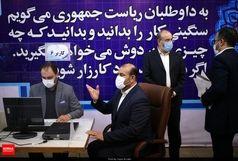 مانند احمدی نژاد عمل میکنم/ با احمدی نژاد ائتلاف نمیکنم