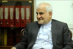 سفیر ایران وارد پکن شد