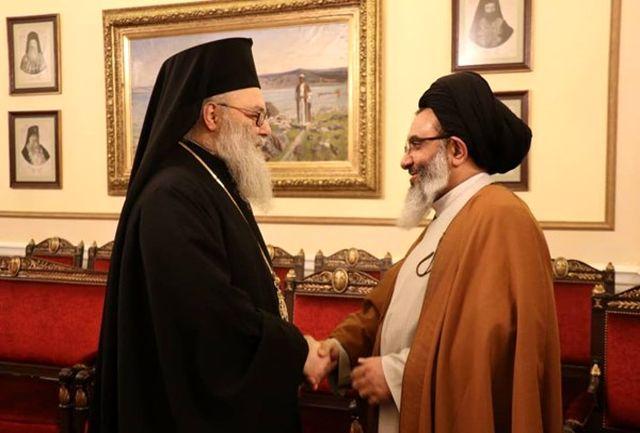 اسلام و مسیحیت و همه ادیان متکامل هم دیگر هستند/ اسرائیل غاصب از اتحاد و یکپارچگی ما میترسد