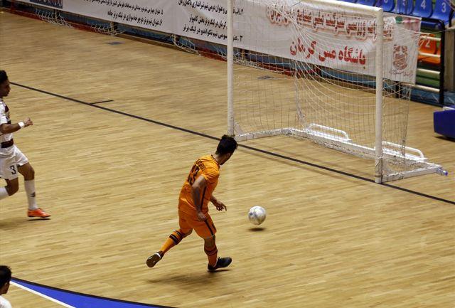 فوتسالیست قزوینی در اردوی تیم ملی