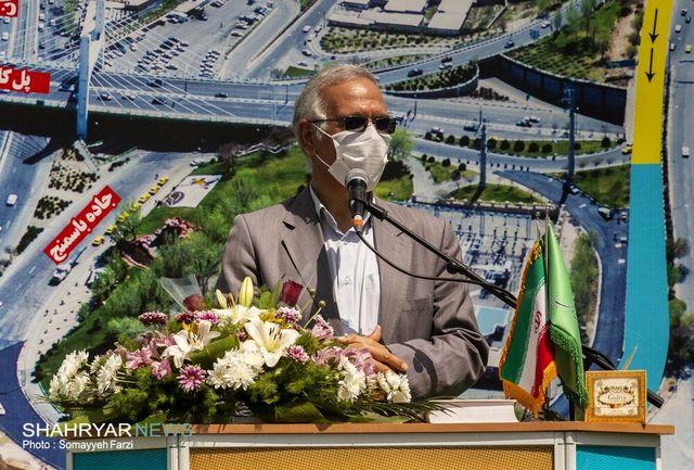 شهرداری تبریز توان، همت، اراده و تخصص لازم برای اجرای پروژه های بزرگ دارد