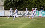 برگزاری اردوی تیم ملی فوتبال بانوان