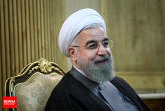 دکتر روحانی خطاب به ملیپوشان والیبال: بچهها مچکریم