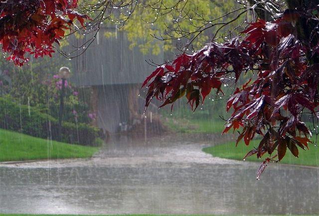 آمار بارندگی طی ۲۴ ساعت گذشته در آذربایجانغربی