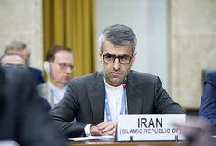 سفیر ایران در ژنو خواستار واکنش قاطع سازمان ملل بهترور فخریزاده شد