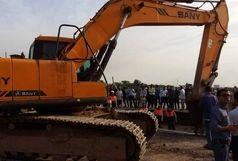 کاهش اردوگاه های اسکان اضطراری هلال احمر  خوزستان به ۳۲ عدد