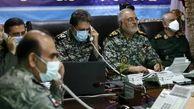 رزمایش مشترک پدافند هوایی مدافعان آسمان ولایت ۱۴۰۰ آغاز شد