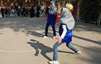 مسابقات آمادگی جسمانی بانوان در سمنان
