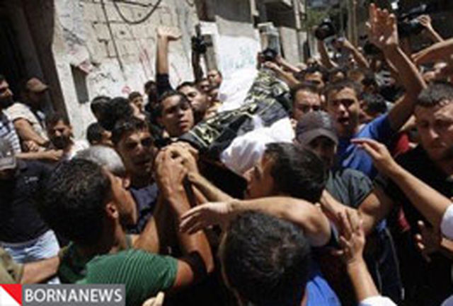 تشدید حملات هوایی اسرائیل به غزه
