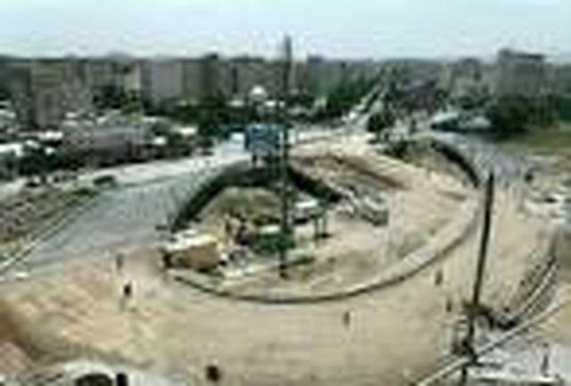 میدان قدس اردبیل تا پایان هفته بازگشایی میشود
