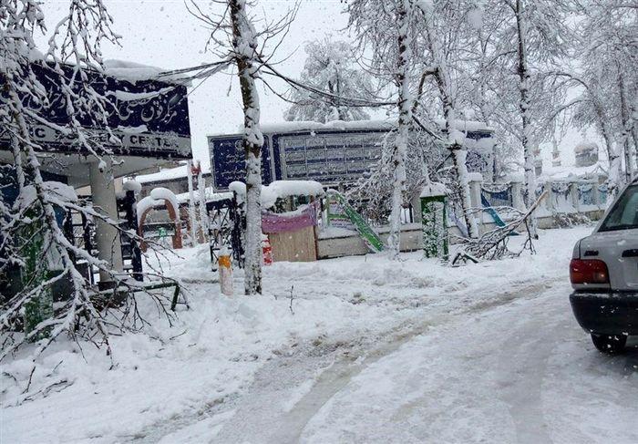 هشدار هواشناسی؛برف در را ۱۳ استان کشور