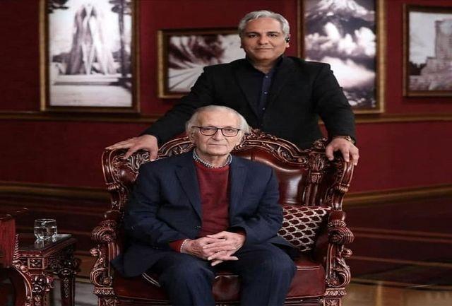 مهران مدیری و جلال مقامی خاطراتشان را مرور کردند