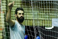 کاپیتان تیم ملی ایران به ایتالیا میرود