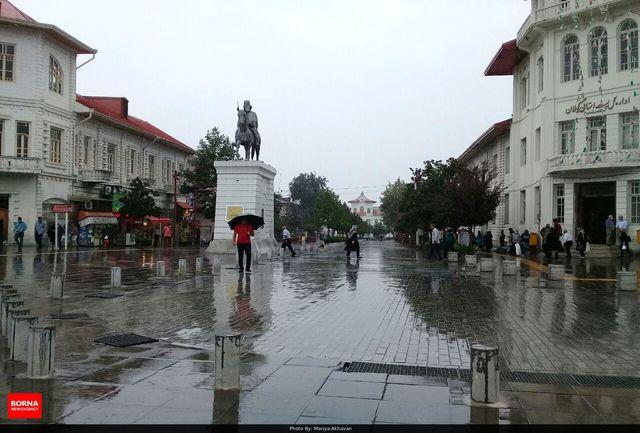 کدام استانها امروز و فردا بارانی هستند؟