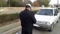 جریمه ۱۱۰ خودرو به دلیل تخطی از محدودیت های کرونایی در نهاوند