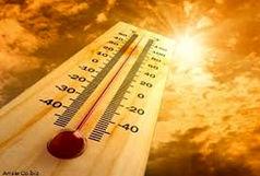 هوای قم گرم می شود