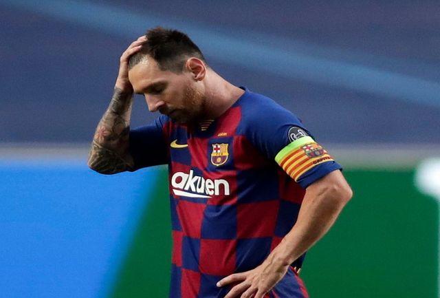 تحقیر بارسلونا مقابل بایرن مونیخ/ یاران مسی با هشت گل به توپ بسته شدند