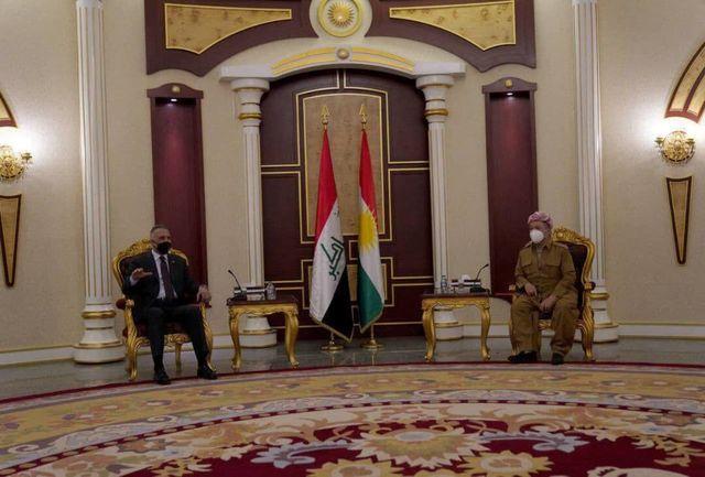 اقلیم کردستان بخش اساسی از عراق است