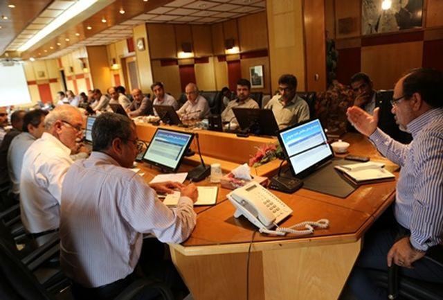 برگزاری یازدهمین جلسه کمیته راهبری طرح احیاء و تعادل بخشی منابع آب زیرزمینی