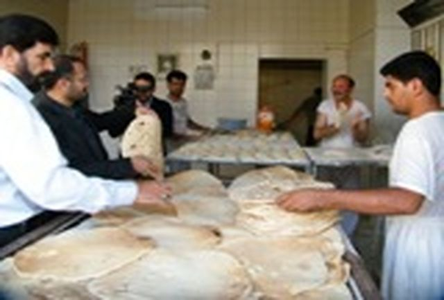 كیفیت نان در یزد روند رو به رشد دارد